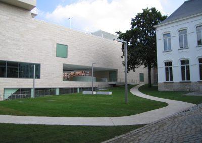 Museumsite Leuven