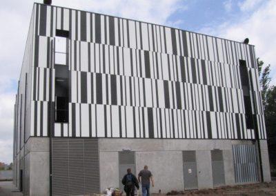 Telenet servergebouw Mechelen